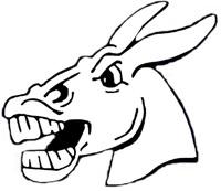 Wheatland-mule logo