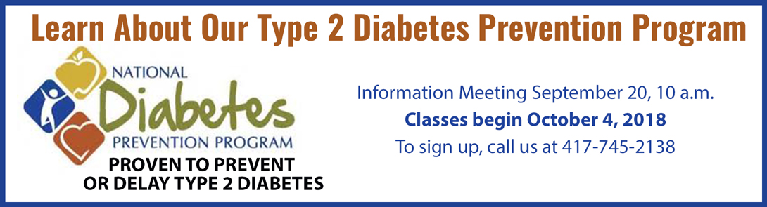 diabetes classes notice