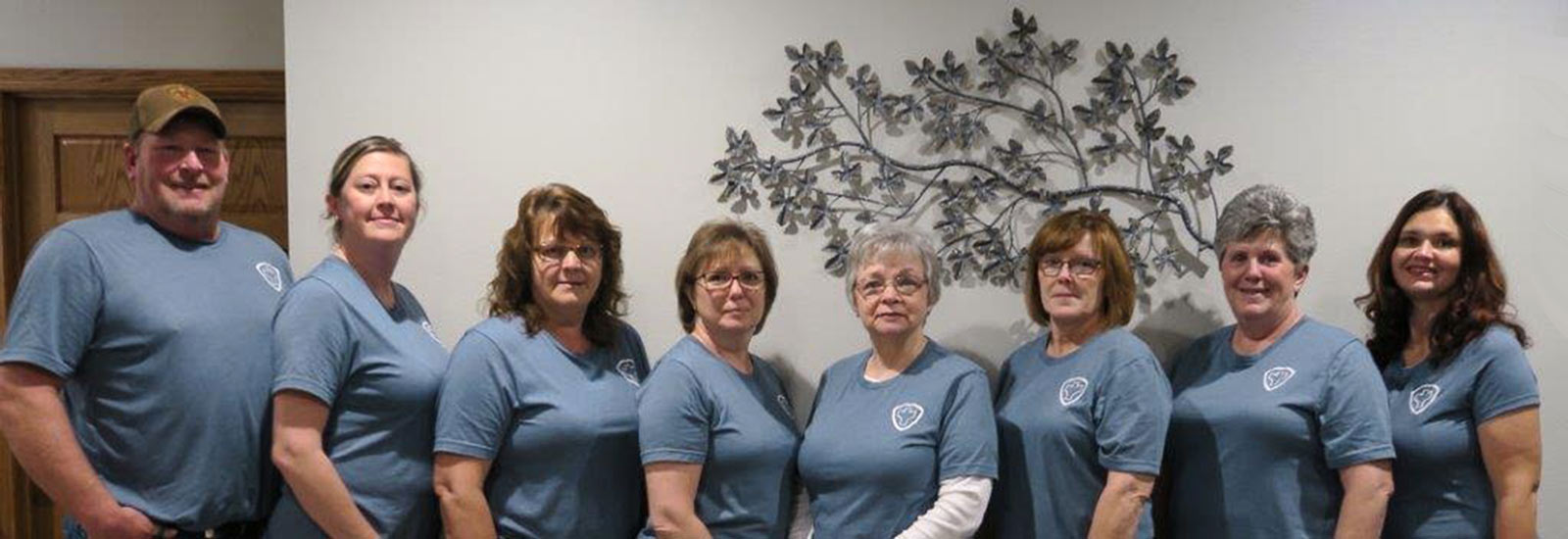 our staff at hickory county health
