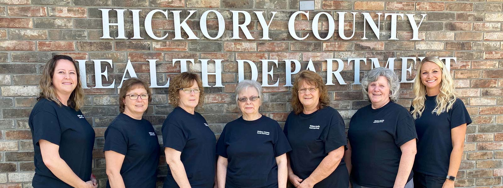 hickory county health dept staff