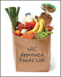 WIC FOODS